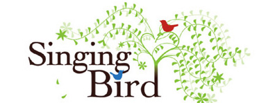 singing bird logo